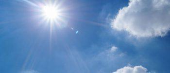 افزایش دمای در نیمه غربی کشور ، بارش پراکنده در بعضی مناطق