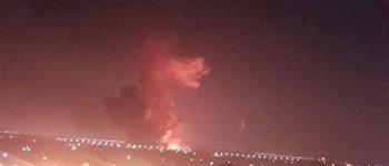 12 زخمی ، انفجار در نزدیکی فرودگاه قاهره